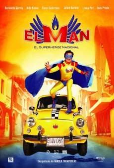 Ver película El man, el superhéroe nacional
