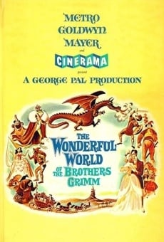 Ver película El maravilloso mundo de los hermanos Grimm