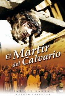 Película: El mártir del Calvario
