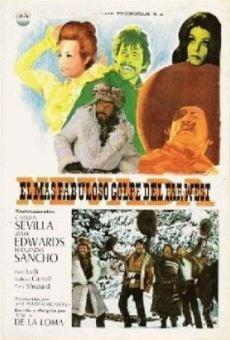 Ver película El más fabuloso golpe del Far-West