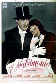 Ver película El matrimonio