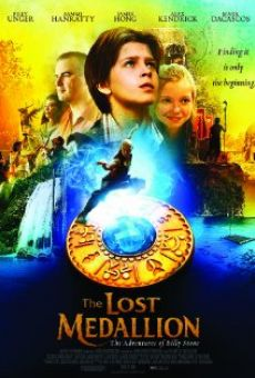The Lost Medallion: The Adventures of Billy Stone on-line gratuito