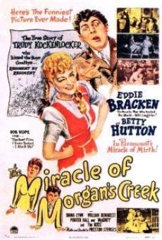 Ver película El milagro de Morgan Creek
