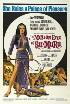 Ver película El millón de ojos de Sumuru