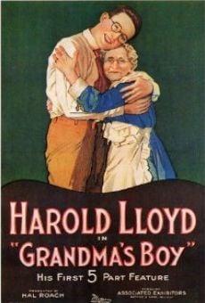 Ver película El mimado de la abuelita
