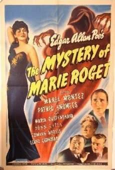 Ver película El misterio de Mary Roget