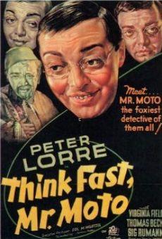 Ver película El misterioso Mr. Moto