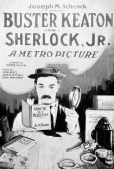 Sherlock Jr. en ligne gratuit