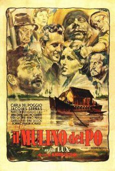 Ver película El molino del Po