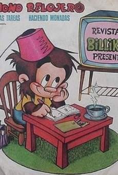 Ver película El mono relojero