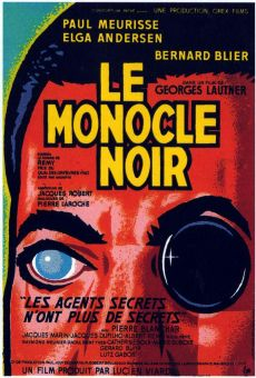 Ver película El monóculo negro