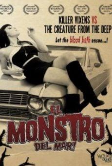 Ver película El monstro del mar!