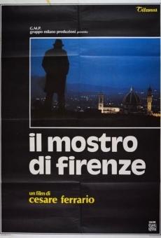 Ver película El Monstruo de Florencia