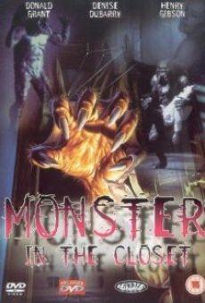 Ver película El monstruo del armario