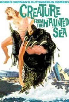 Ver película El monstruo del mar encantado