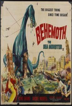 Ver película El monstruo submarino