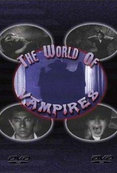 Ver película El mundo de los vampiros