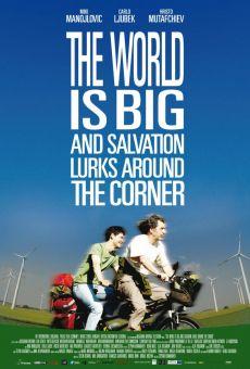Ver película El mundo es grande y la felicidad está a la vuelta de la esquina