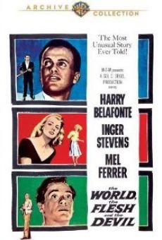 Ver película El mundo, la carne y el diablo