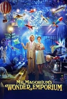 Ver película El mundo mágico de Magorium