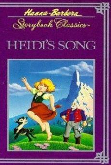 Ver película El mundo maravilloso de Heidi