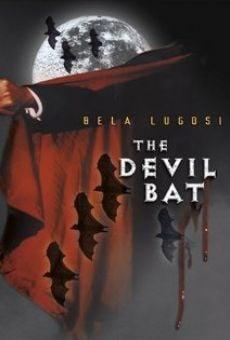 Ver película El murciélago diabólico
