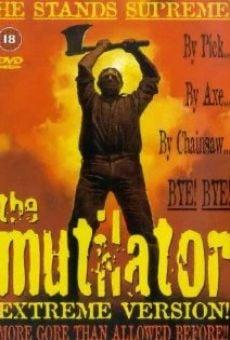Ver película El Mutilador