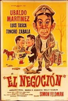Ver película El negoción
