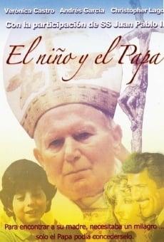 Ver película El niño y el Papa
