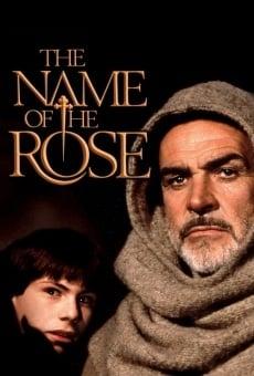El nombre de la rosa online