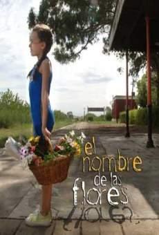 Ver película El nombre de las flores