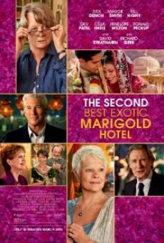 The Second Best Exotic Marigold Hotel on-line gratuito
