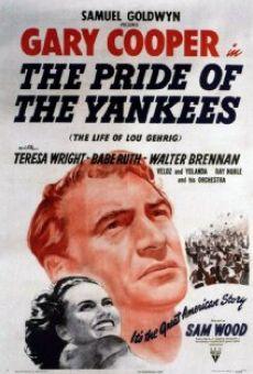 Ver película El orgullo de los Yanquis