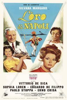 Ver película El oro de Nápoles