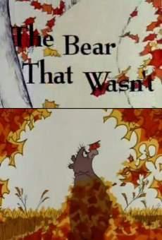 Ver película El oso que no lo era