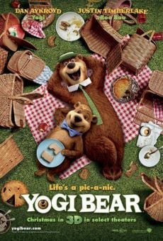 El oso Yogui gratis