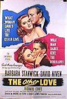 Ver película El otro amor