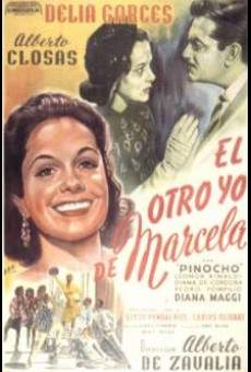 Ver película El otro yo de Marcela