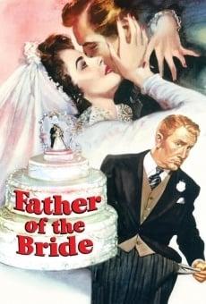 El padre de la novia online gratis