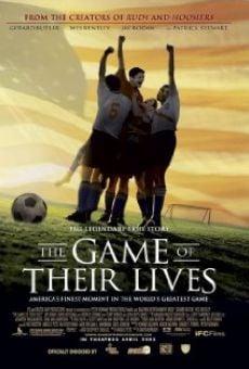 Ver película El partido de sus vidas