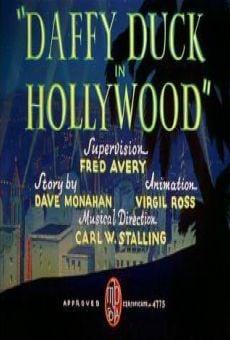 El pato Lucas en Hollywood online