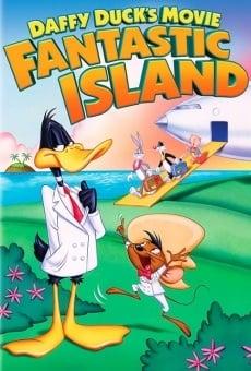 Ver película El pato Lucas en la isla fantástica