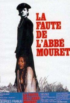 Ver película El pecado del padre Mouret