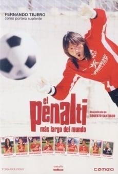 Ver película El penalti más largo del mundo