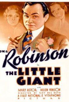 Ver película El pequeño gigante