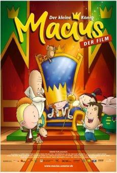 Ver película El pequeño rey Macius - La película