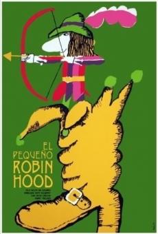 Ver película El pequeño Robin Hood