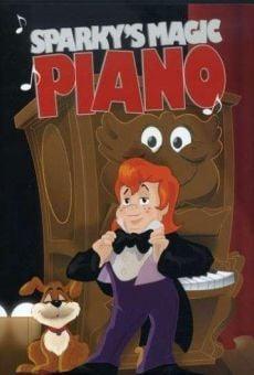 Ver película El piano mágico de Sparky