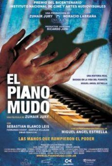 Ver película El piano mudo
