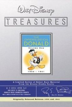 Ver película El pingüino de Donald